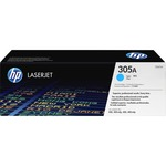 HP 305A Cyan Original LaserJet Toner Cartridge HEWCE411A