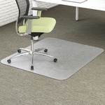 Deflect-o EnvironMat Low Pile Rectangular Chair Mat DEFCM1K142PET