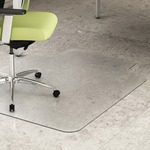 Deflect-o EnvironMat Chair Mat with Lip DEFCM2G232PET