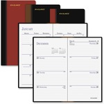 At-A-Glance Leather Fine Diary AAG740200