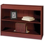 Safco Square-Edge Bookcase SAF1501MHC