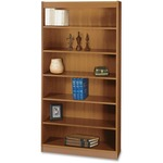 Safco Square-Edge Bookcase SAF1505MOC