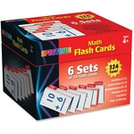 Spectrum Math Flash Card CDP744086