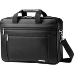 "Samsonite Classic Carrying Case (Briefcase) for 15.6"" Notebook - Black SML481761041"
