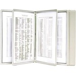 Durable Wall Reference System with Display Sleeves DBL535710