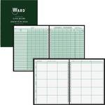 Ward Class Record Book HUB91016
