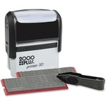 Consolidated Stamp Cosco 1-color Self-inking Stamp Kit (030600)