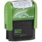 Consolidated Stamp Cosco Green Line COPY Self-inking Stamp (035347)