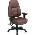Office Star High-Back Eco-leather Chair OSPEC4300EC4