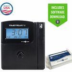 Pyramid TimeTrax EZ Ethernet Time Clock System PTITTEZEK