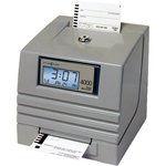 Pyramid 4000 Auto Totaling Time Clock PTI4000