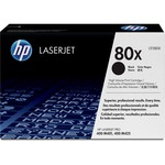 HP 80X High Yield Black Original LaserJet Toner Cartridge HEWCF280X