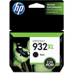 HP 932XL High Yield Black Original Ink Cartridge HEWCN053AN