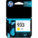 HP 933 Ink Cartridge - Yellow HEWCN060AN