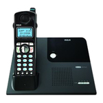 RCA ViSYS 25420 DECT 6.0 1.90 GHz Cordless Phone - Silver, Black RCA25420