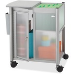 Safco Impromptu Personal Mobile Storage Center with Hanging File SAF5378GR