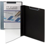 Smead 86001 Blue/Gray Accent Series Poly Report Covers SMD86001