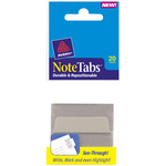 Avery Durable and Repositionable Note Tabs AVE16308