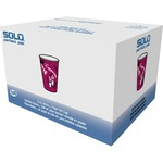Solo Single Sided Paper Hot Cups of8bi-0041