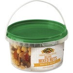 Office Snax Roasted and Salted Mixed Nuts (00054)