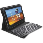 "Kensington KeyFolio Pro 2 Keyboard/Cover Case (Folio) for 10"" Tablet PC - Black KMW39519"