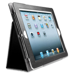Kensington Carrying Case (Folio) for iPad - Black KMW39397