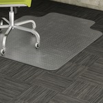 Lorell Low-pile Carpet Chairmats LLR82820