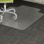 Lorell Low-pile Carpet Chairmats LLR82820