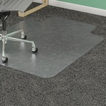 Lorell Medium-pile Carpet Chairmats LLR82822