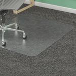 Lorell Medium-pile Carpet Chairmats LLR82824