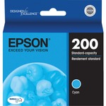 Epson DURABrite Ink Cartridge - Cyan EPST200220