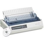 Oki MICROLINE 321 Turbo Dot Matrix Printer (62411701)