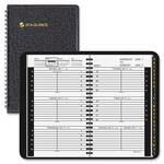 At-A-Glance Weekly Appointment Book with Tabbed Telephone/Address Section AAG701000513