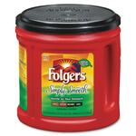 Folgers Simply Smooth Coffee Ground FOL07083