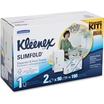 Kleenex Slimfold WhiteTowel Starter Kit KIM31699