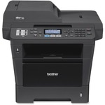 Brother MFC-8910DW Laser Multifunction Printer - Monochrome - Plain Paper Print - Desktop BRTMFC8910DW