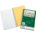 Skilcraft Three-subject Spiral Notebook NSN6002020
