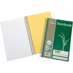 Skilcraft 3-Subject Coll. Ruled Wirebound Notebook NSN6002023