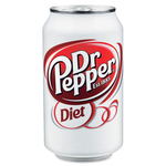 Dr Pepper Snapple 12 Oz. Soft Drink Can SPZVIS50017