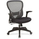 Office Star Deluxe R2 Space Grid Seating OSP5293R2N1F5