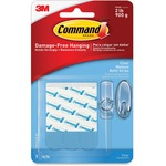 Command Damage-free Adhesive Strip Refills MMM17021CLR