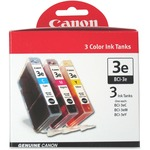 Canon BCI3ECMY3PK Ink Tank Cartridges CNMBCI3ECMY3PK