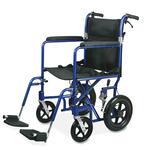 Medline Deluxe Transport Chair MIIMDS808210ABE