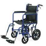 Medline Deluxe Transport Chair MIIMDS808210ABE
