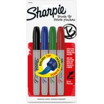 Sharpie Brush Tip Permanent Markers SAN1810701
