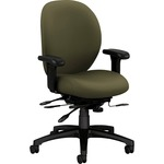 HON 7600 Series Mid-Back Chairs w/ Seat Glide HON7628CU82T