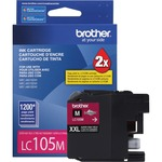 Brother Innobella LC105M Ink Cartridge - Magenta BRTLC105M