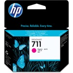 HP 711 29-ml Magenta Ink Cartridge HEWCZ131A
