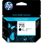 HP 711 Ink Cartridge - Black HEWCZ133A