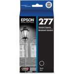 Epson Claria 277 Ink Cartridge - Black EPST277120